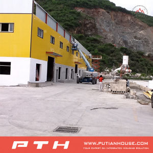 Professional Designed Prefabricated Steel Structure Exhibition Hall pictures & photos
