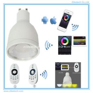 LED GU10 White Dimmer WiFi Smart Spotlight