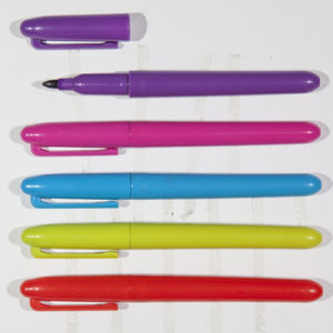 Newest Design Fabric Permanent Marker Made in China (XL-5019) pictures & photos