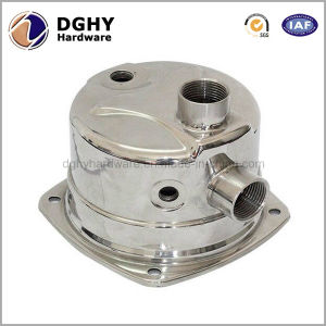 High Precision Custom Metal Fabrication Anodized Aluminium CNC Machining Spare Parts Made in China pictures & photos