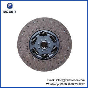 Truck Clutch Disc 430*50.8*10 Spline 0132502103 0112500603 0192500803 0982509303 0162504403 for Mercedes Benz pictures & photos