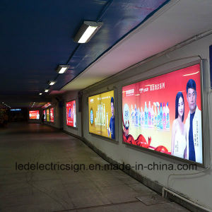LED Poster Board Aluminum Snap Frame pictures & photos