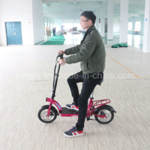2016 New Folding Electric Mobility Scooter with Mini Smart Motor pictures & photos