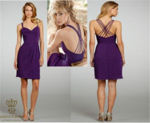 Short Section of The Bridesmaid Dresses, Party, Evening Dresses pictures & photos