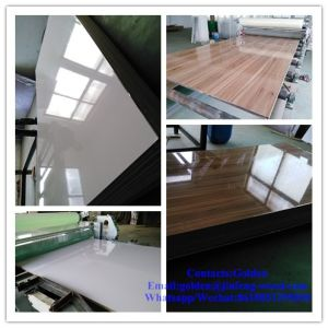 UV Coated Decorative MDF Board pictures & photos