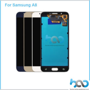 Mobile Phone LCD Digitizer for Samsung Galaxy A8 Touch Screen pictures & photos