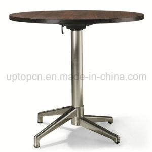 Restaurant Coffee Table Wood Folding Table (SP-FT393) pictures & photos