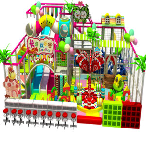 Modern Fashion Candy Theme Kids Play Equipment pictures & photos