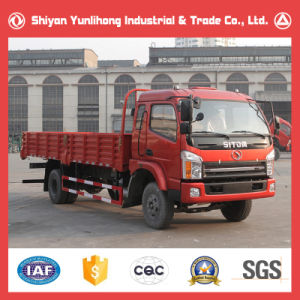 Tri-Ring 4X2 8 Ton Cargo Truck pictures & photos