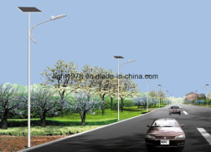 24W to 210W Solar Lamp Light Factory with IP67 Rating pictures & photos