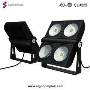 China IP65 Outdoor Bridgelux High Power COB 300W LED Floodlight pictures & photos