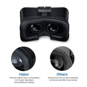 3D Vr Virtual Reality Headset for 4.0 - 6.0 Inch Smartphones pictures & photos