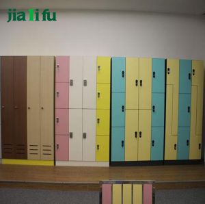 Jialifu HPL Compact Laminate Gym Lockers System pictures & photos