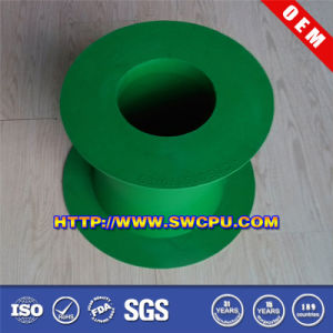 High Quality Machine Flat Belt Drive Pulley/Wheel pictures & photos