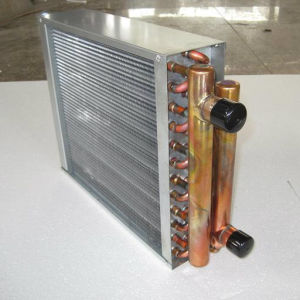 Wood Boiler Copper Tube Heat Exchanger pictures & photos