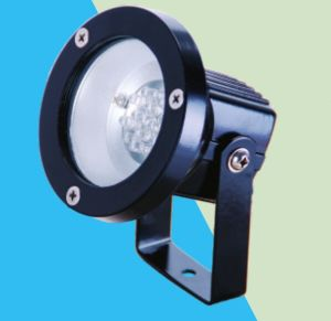 1.2W Aluminum LED Garden Light Supplier in China pictures & photos