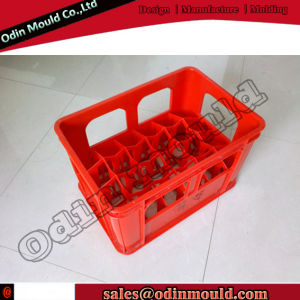 Beverage/Beer Crate Injection Mould with Hot Runner pictures & photos