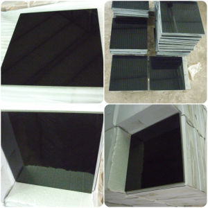 Shanxi Absolute Black Negro Granite Tile pictures & photos