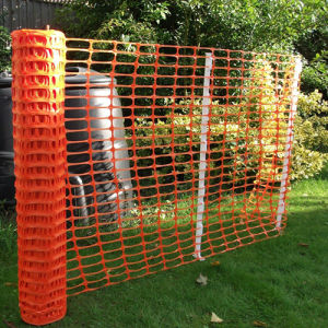 Orange Barrier Safety Building Fencing Plastic Mesh (OBSF) pictures & photos