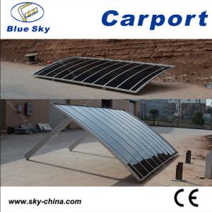 Polycarbonate Aluminum Double Carport for Car Garage (B810) pictures & photos