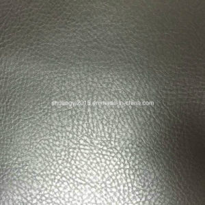 Sylx160530-29 Semi PU Synthetic Leather for Shoes pictures & photos