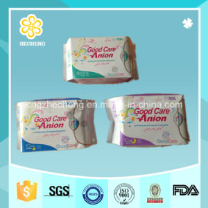 Dynamic Gift Box Anion Sanitary Napkin for Lady pictures & photos