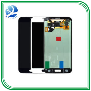 OEM for Samsung Galaxy S5 I9600 G900A LCD Screen Touch Digitizer pictures & photos
