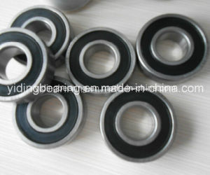 SKF Full Complement Flange Cylindrical Roller Bearing Nj202 Nj203 Nj204 pictures & photos
