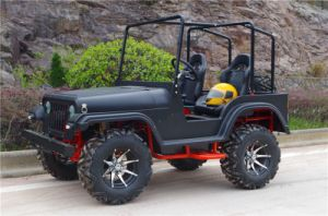 China Jeep Quad ATV 4X4 for Adult pictures & photos