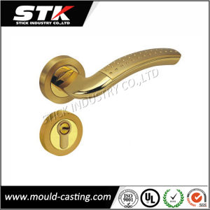 Precision Zinc Alloy Die Casting for Lock Set (STK-ZDL0025) pictures & photos