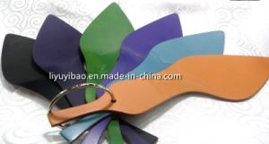 Rubber Sheet with Painted Finish for Shoe Sole