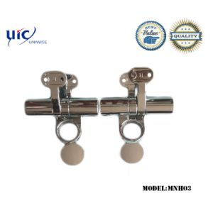 Uic-Mh03 MDF Wood PMMA Resin Heavy Toilet Seat Soft Closing Hinge pictures & photos
