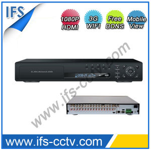16CH H. 264 Full D1 Standalone DVR DVD/RW Standalone DVR (ISR-6016D) pictures & photos