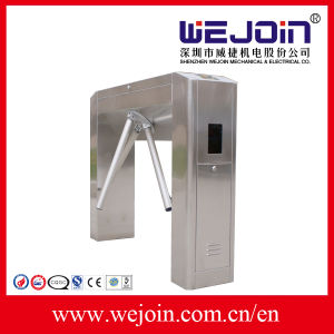 Made in China Entrance Access Control Automatic Tripod Turnstile pictures & photos