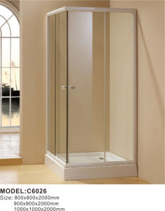 Hot Sale Frameless Shower Enclosures, Bathrooms pictures & photos