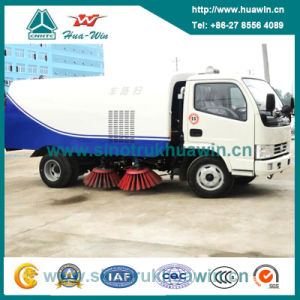 DFAC 7cbm 6 Ton Road Sweeper Truck pictures & photos