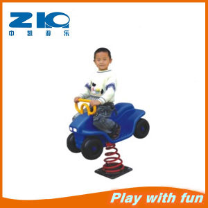 CE Approved Animal Shape Kid Used Playground Spring Riders pictures & photos