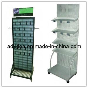 OEM Merchandise Metal Rack Shelves Brochure Display Stand pictures & photos