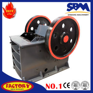CE Certification Small Jaw Crusher, Stone Jaw Crusher pictures & photos
