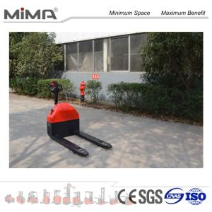 Mini Pedestrian Pallet Truck 1500kg pictures & photos
