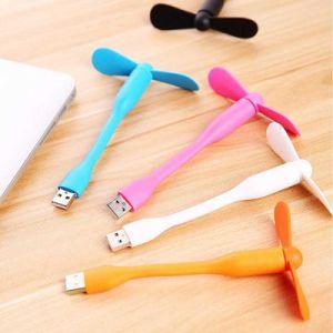 Portable Mini Notebook Laptop Desktop USB Cooling Desk Fan pictures & photos