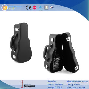 Guitar Shape Leather Gift Box (5803) pictures & photos