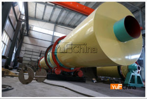 Energy-Saving 1.2*10m Rotary Drum Dryer with Competitive Price pictures & photos