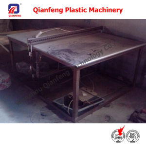 Manual Thermal Plastic Mesh Bag Cutting Machine/Cutter pictures & photos
