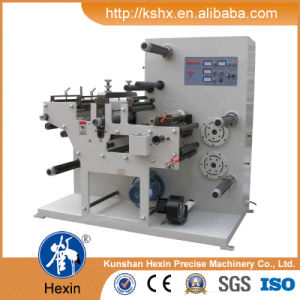 Overseas Service Available adhesive Tapes Rotary Die Cutting Machine pictures & photos
