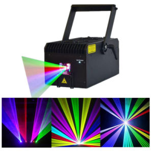 RGB DMX Mini Animation Laser Light for Show pictures & photos