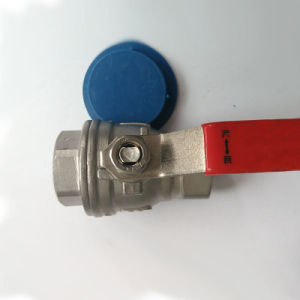 Two Piece Stainless Steel Threaded Korea Type Ball Valve pictures & photos