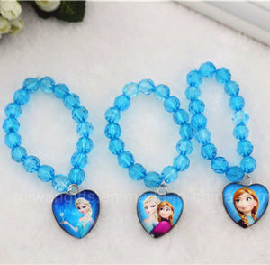 Wholesale Kids Frozen Jewelry Bracelet pictures & photos
