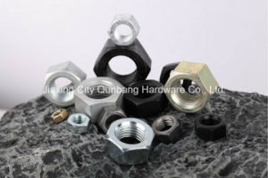 Hex Nuts (M5-M64 Cl. 6/8/10 Carbon Steel Hardware ISO4032) pictures & photos
