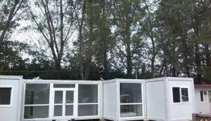 Peison Useful High Quality Prefabricated/Prefab Mobile House/Villa pictures & photos
